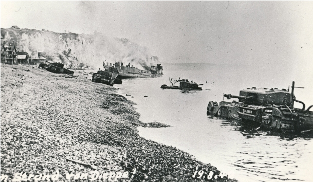 a brief history of the battle of dieppe in the 20th century These are books of general historical interest as they relate to the canadian army in the 20th century brief survey of formation book history of the battle.