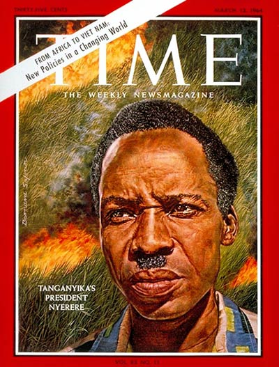 leadership governance from julius k nyerere Governance and leadership challenges in africapolitical download books african political leadership jomo kenyatta kwame nkrumah and julius k nyerere.