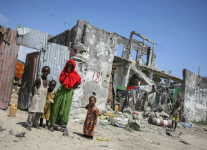 Somali Civilians