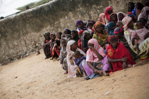 Somalia drought and famine